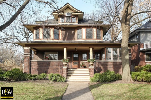 Traditional, Detached Single - Evanston, IL (photo 1)