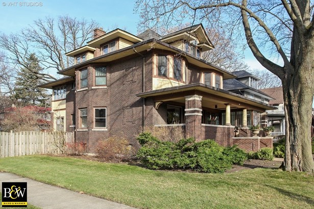 Traditional, Detached Single - Evanston, IL (photo 3)