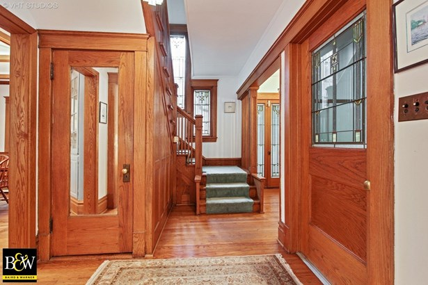 Traditional, Detached Single - Evanston, IL (photo 4)