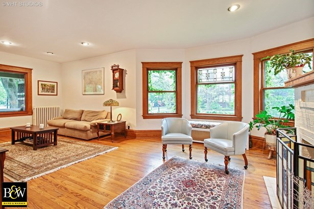 Traditional, Detached Single - Evanston, IL (photo 5)