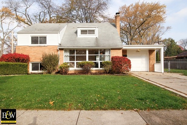 Quad Level, Detached Single - Homewood, IL (photo 1)