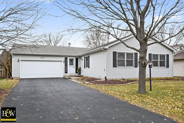Ranch, Detached Single - Cary, IL (photo 1)