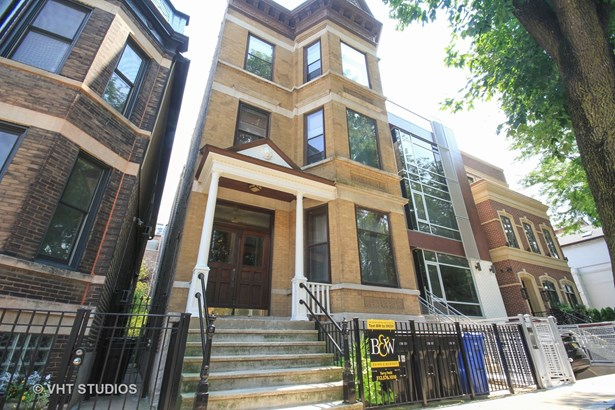 Two to Four Units, Brownstone - Chicago, IL