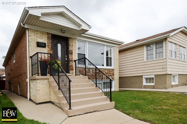 Detached Single, Step Ranch - Harwood Heights, IL (photo 1)