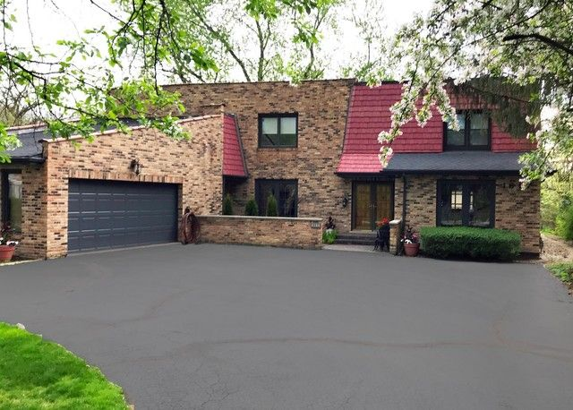 Contemporary, Detached Single - Flossmoor, IL (photo 2)