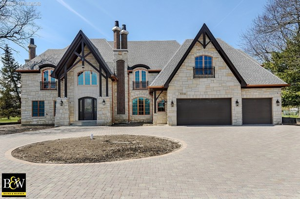 Traditional, Detached Single - Hinsdale, IL
