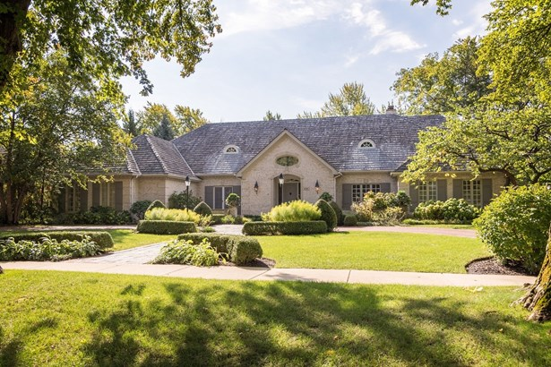 Detached Single, French Provincial - Hinsdale, IL (photo 1)