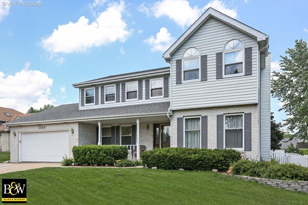 Traditional, Detached Single - Shorewood, IL