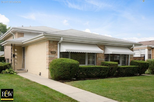Bi-Level, Detached Single - Skokie, IL (photo 1)