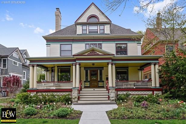 Victorian, Detached Single - Evanston, IL (photo 1)
