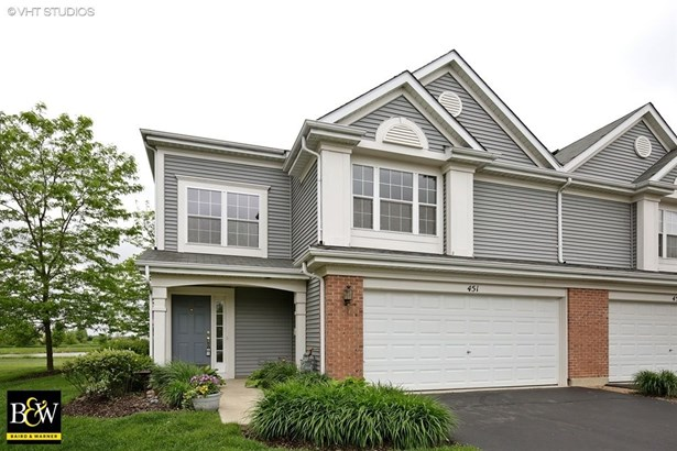 Townhouse - Pingree Grove, IL (photo 1)