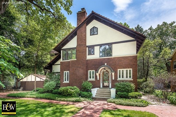 Traditional, Detached Single - Wilmette, IL (photo 1)