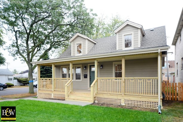 Cottage, Detached Single - Harwood Heights, IL (photo 1)