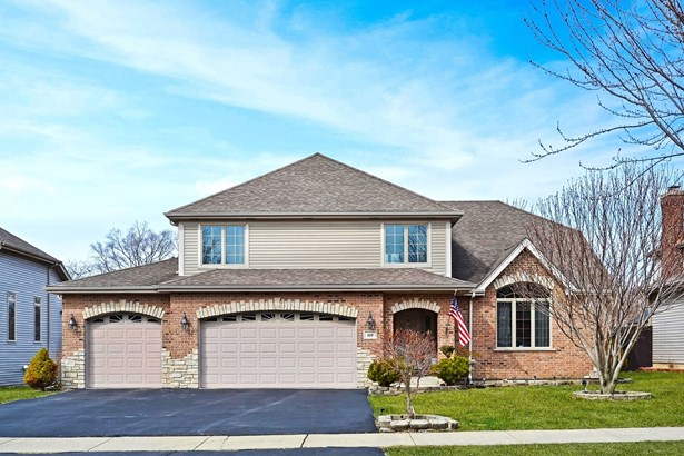 Colonial, Detached Single - Roselle, IL