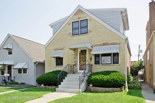 Detached Single - Harwood Heights, IL