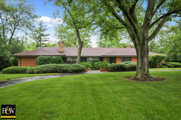 Ranch, Detached Single - Olympia Fields, IL (photo 1)