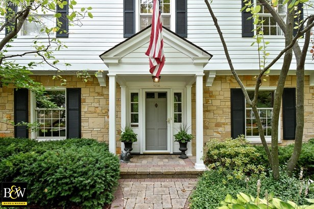 Colonial, Detached Single - Arlington Heights, IL