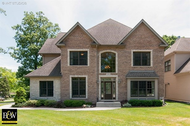 Traditional, Detached Single - Winfield, IL (photo 1)