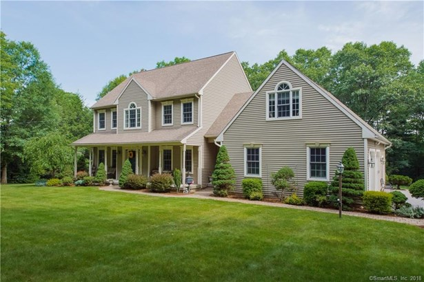 3580 Phelps Road, Suffield, CT - USA (photo 2)