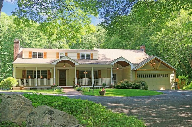 159 Old Hyde Road, Weston, CT - USA (photo 1)