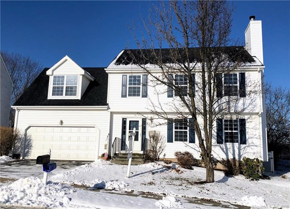 107 West Wynd Terrace, Middletown, CT - USA (photo 1)