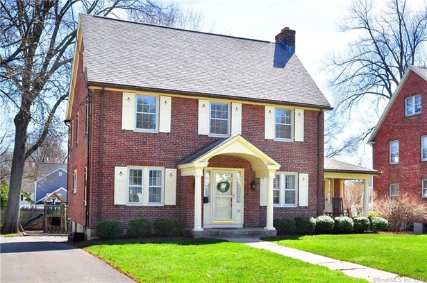 22 Middlefield Drive, West Hartford, CT - USA (photo 1)
