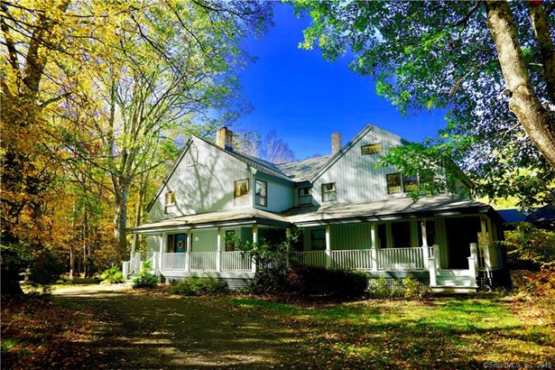 417 Cherry Brook Road, Canton, CT - USA (photo 1)