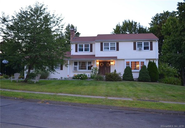 14 Hansom Hill Road, Windsor, CT - USA (photo 1)
