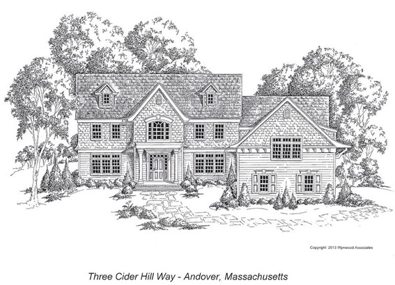 Lot 1 Cider Hill Way, Andover, MA - USA (photo 1)