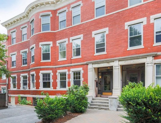 12 Colbourne Crescent 1, Brookline, MA - USA (photo 1)