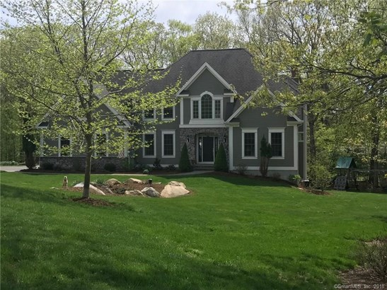 108 Grouse Hill Road, Glastonbury, CT - USA (photo 1)