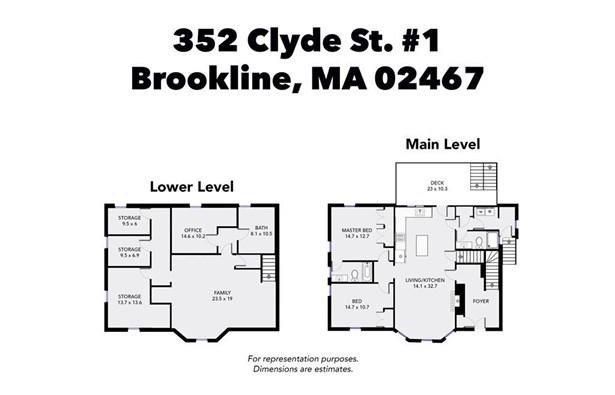 352 Clyde St 1, Brookline, MA - USA (photo 5)
