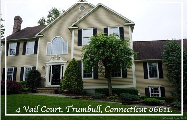 4 Vail Court, Trumbull, CT - USA (photo 1)
