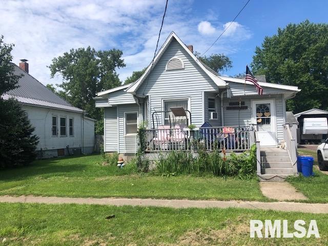 Ranch, Single Family - Roanoke, IL