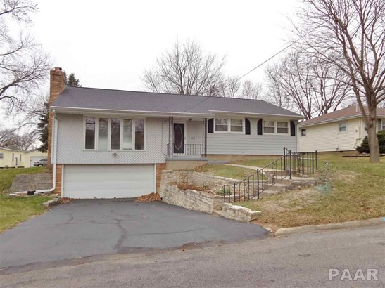 Raised Ranch, Single Family - Peoria Heights, IL (photo 1)