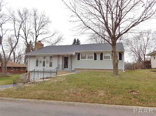 Raised Ranch, Single Family - Peoria Heights, IL (photo 2)