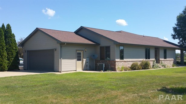 Attached Single Family, Ranch - Cuba, IL (photo 2)