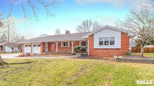 Ranch, Single Family - Morton, IL