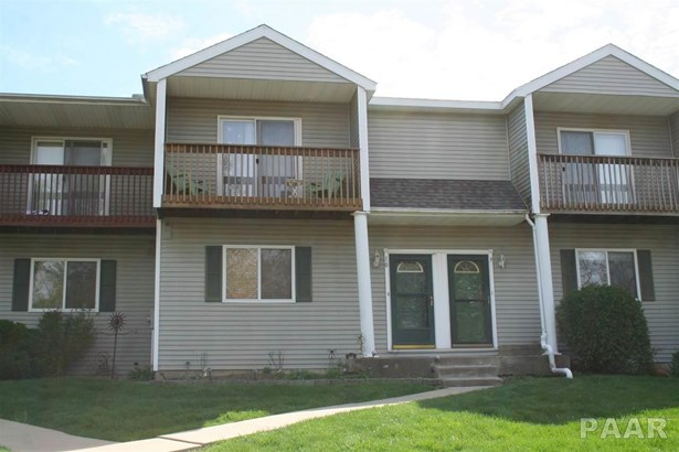 Attached Single Family, 2 Story - Peoria, IL (photo 1)