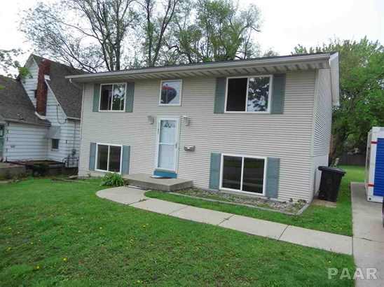 Split Foyer, Single Family - Peoria Heights, IL (photo 1)