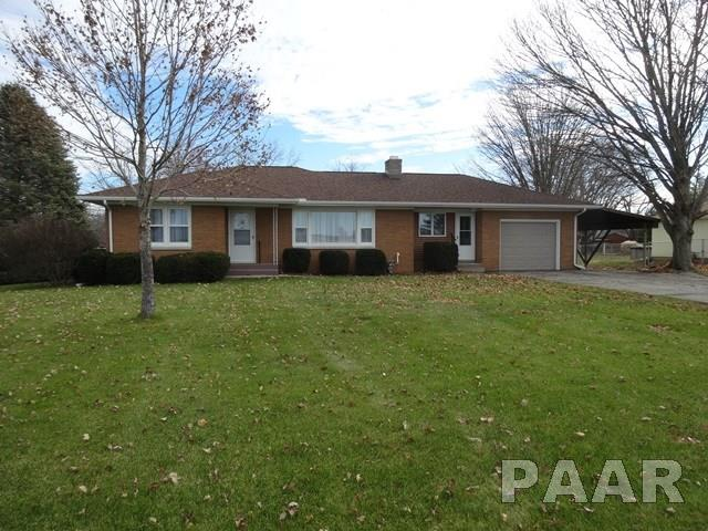Ranch, Single Family - Elmwood, IL (photo 1)