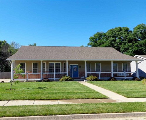 Ranch, Single Family - East Peoria, IL (photo 2)