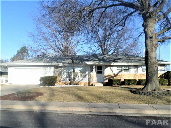 Ranch, Single Family - Peoria, IL (photo 1)