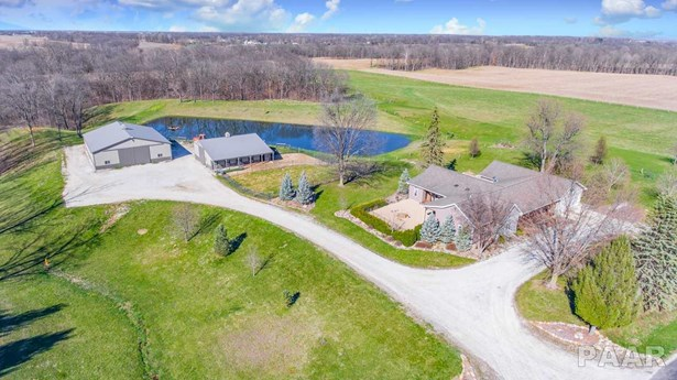 Ranch, Single Family - Lewistown, IL
