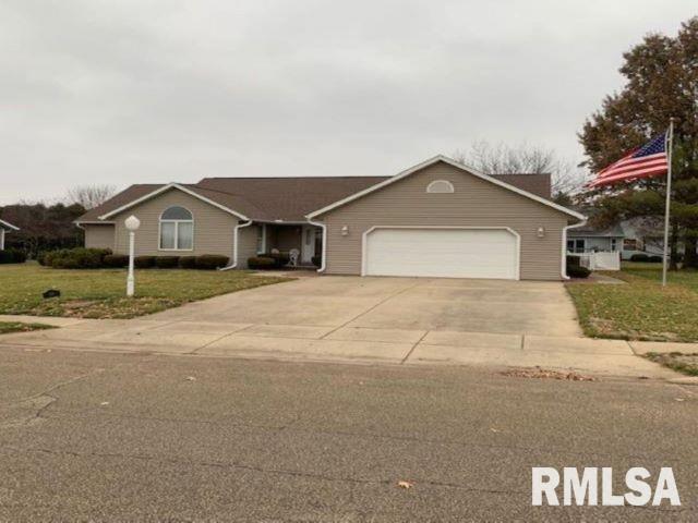 Ranch, Single Family - Chillicothe, IL