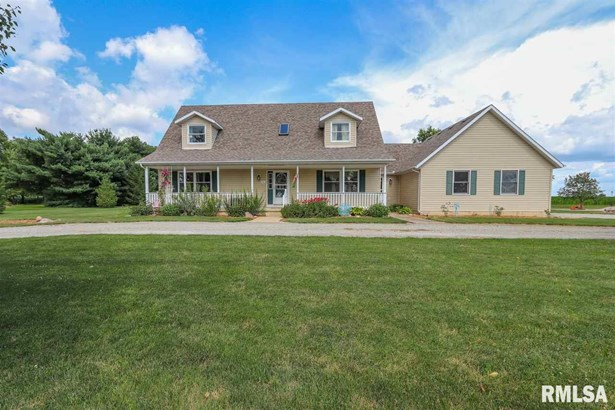 1.5 Story, Single Family - Toulon, IL
