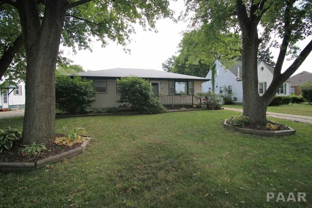 Ranch, Single Family - EAST PEORIA, IL (photo 1)