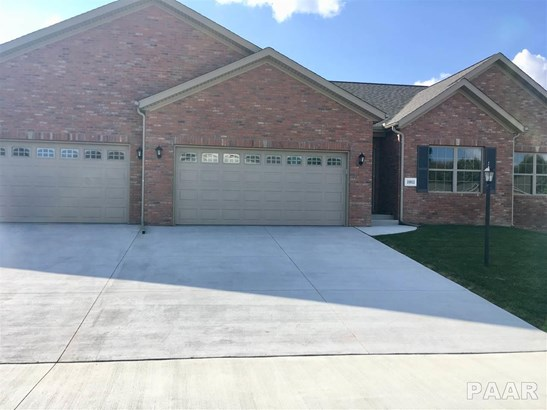 Attached Single Family, Ranch - Dunlap, IL