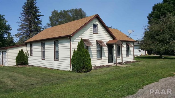 1.5 Story, Single Family - Cuba, IL (photo 1)