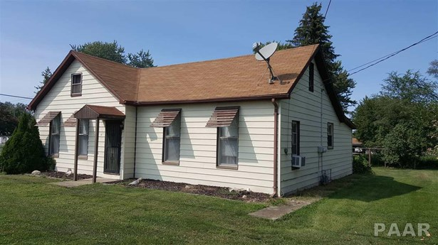 1.5 Story, Single Family - Cuba, IL (photo 2)